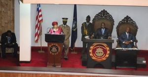 President Ellen Johnson Sirleaf's Annual Message to the Sixth Session of the 53rd National Legislature of the Republic of Liberia